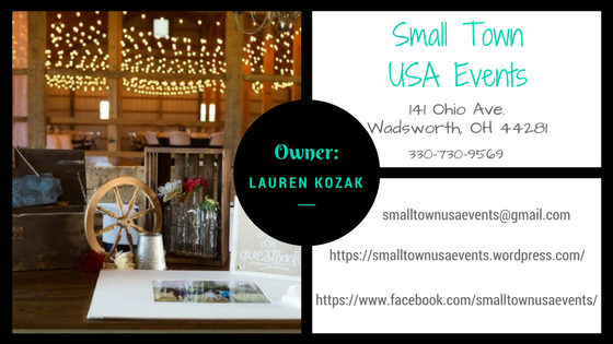 Small Town USA Events